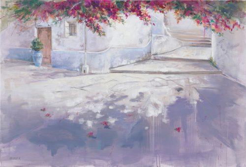 LUCES Y SOMBRAS, Pintura Rápida